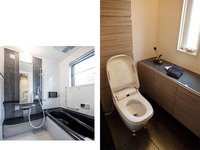 トイレ・キッチン・風呂・水回りリフォーム